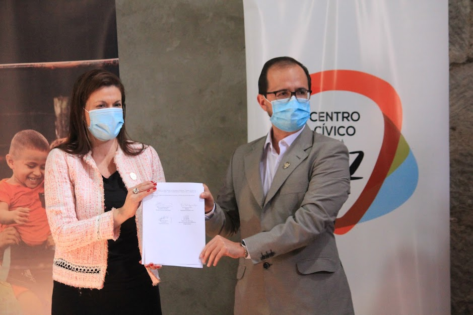 NIÑEZ Y ADOLESCENCIA EN VULNERABILIDAD ACCEDERÁN A PROGRAMAS FORMATIVOS Y DE PREVENCIÓN DE LA VIOLENCIA