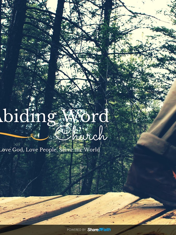 Abiding Word Church- screenshot