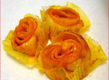 All Steak Restaurant Famous Orange Rolls Recipe