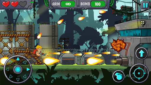 Metal Shooter: Super Soldiers - screenshot