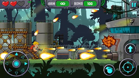 Metal Shooter: Super Soldiers Screenshot