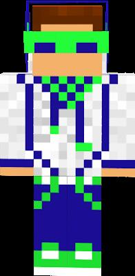 Зелёный Лололошка