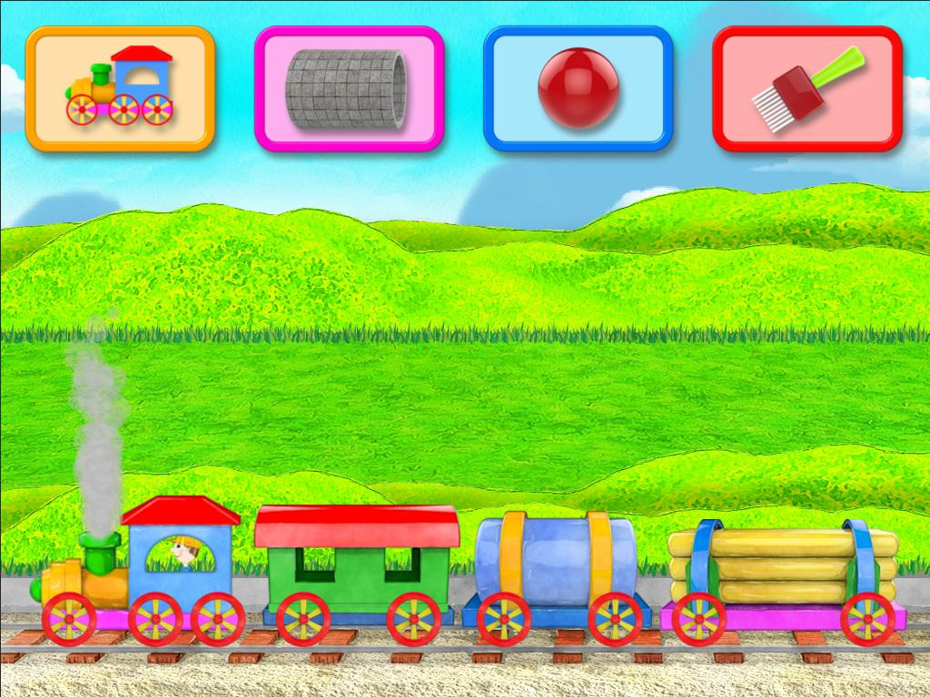 Tiny Book Railways- screenshot