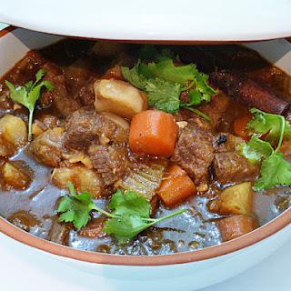 Eurasian Beef Smore