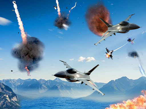 F16 Fighter Flight Air Attack for PC
