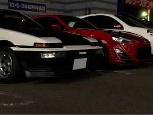 スプリンタートレノ AE86 GT-APEX 昭和62年3月生のカスタム事例画像 拓人さんの2019年10月04日21:17の投稿