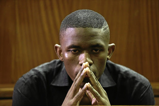 Businessman Sandile Mantsoe was sentenced to 32 years in prison last month for the murder of his girlfriend Karabo Mokoena last year. He also burnt her body.