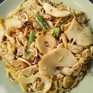 Chicken Bamboo Shoots Stir Fry Recipes
