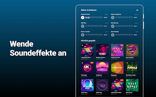 Groovepad - Musik- & Beatmaker Screenshot