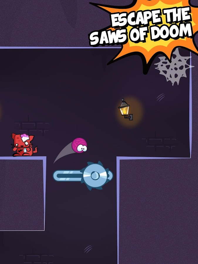 Yarn - King of Zombie Thieves- screenshot