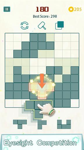 SudoCube - Jigsaw block puzzle game apkslow screenshots 3