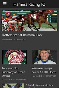Harness Racing FanZone- screenshot thumbnail