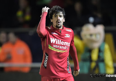 Canesin quitte le stage d'Ostende