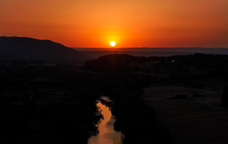 Dal tramonto all'acqua di Donatella Brusca