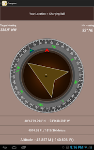 GPS Direction Screenshot 13