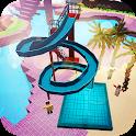 Water Park Craft GO: Waterslide Building Adventure icon