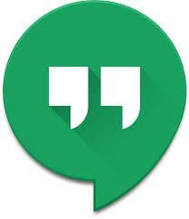 Apps de Google - Hangouts