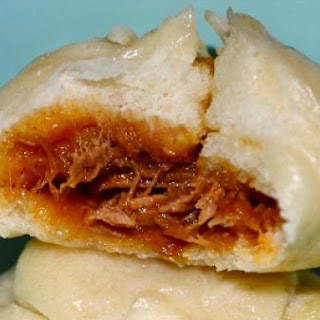 Barbecue Pork Buns – Dim Sum.