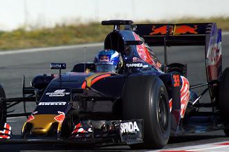 Photo: Max Verstapen - Scuderia Toro Rosso