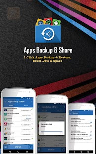 APK Backup/Share/Restore PRO Screenshot