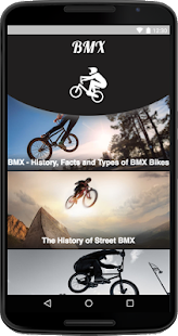BMX - BMX boy & mountain bike - náhled