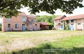 ferme à Fontaine-en-Dormois (51)