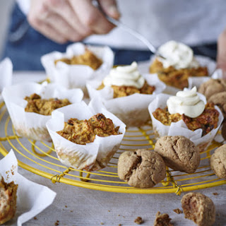 Joe Wicks' Carrot and Apple Muffins Recipe