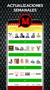 Memetflix - Stickers y sonidos (WAStickerApps) Screenshot