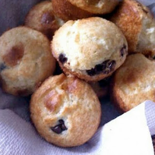 Chocolate Chip And Marshmallow Muffins Recipes.