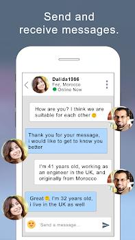 buzzArab - Chat, Meet, Date, Love, Marry