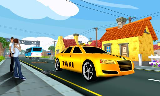 City Taxi Driving 3D 1.13 screenshots 1