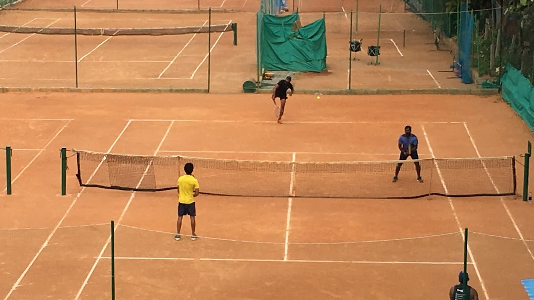 Yellow Balls Tennis Academy Sports Club In Bengaluru