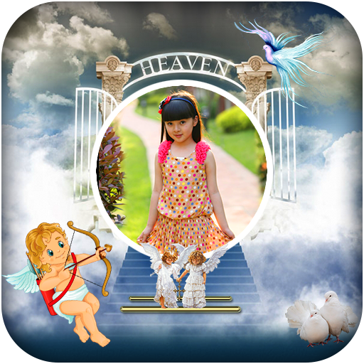 Heaven HD Photo Frames