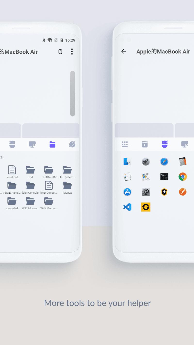 WiFi Mouse Pro Screenshot 2