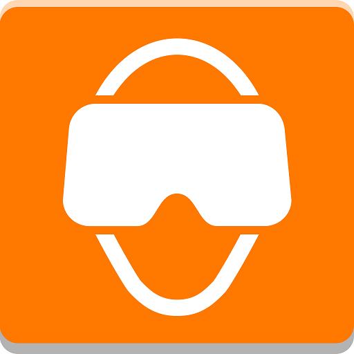 Orange VR Experience Icon