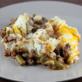 Hamburger Pie With Mashed Potatoes Recipes