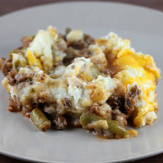 Hamburger Pie With Mashed Potatoes Recipes.