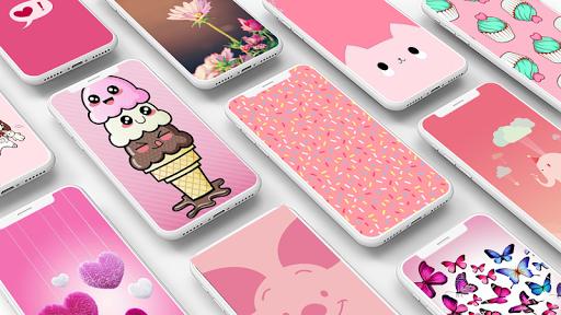 Pink Wallpaper 1.0 screenshots 1