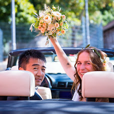Wedding photographer Alyona Pottier-Kramarenko (AlyonaPf). Photo of 09.10.2018