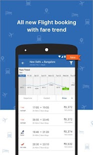 Goibibo Flight Hotel Bus IRCTC- screenshot thumbnail