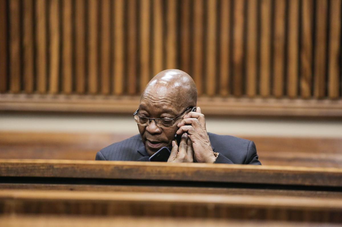 1ec17718ba24 Cyril Ramaphosa puts blame on Jacob Zuma regime