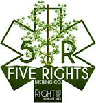 Logo of 5 Rights Boom City Fab IPA