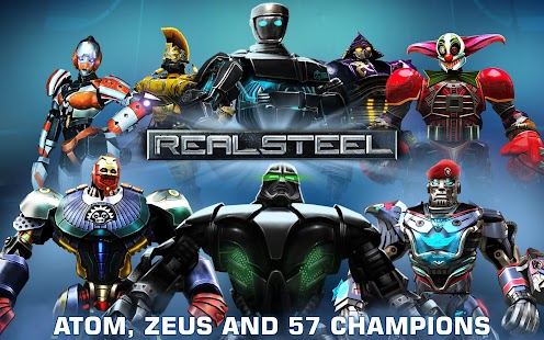 Real Steel Screenshot 7