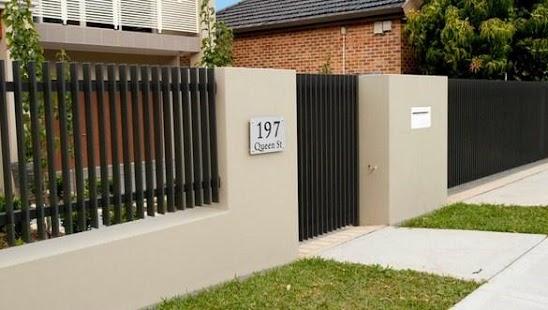 Fence House Design and Ideas - náhled