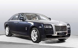 Rolls-Royce Ghost Rent Akershus