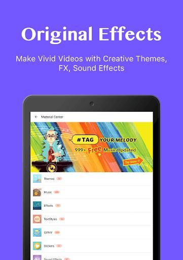 VideoShow Video Editor, Video Maker, Beauty Camera  screenshots 14