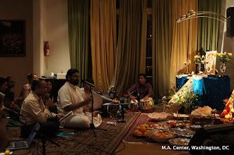 Photo: Suku Nair doing the Sharanam Vili