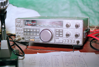 Photo: Kenwood TS-440S HF transceiver