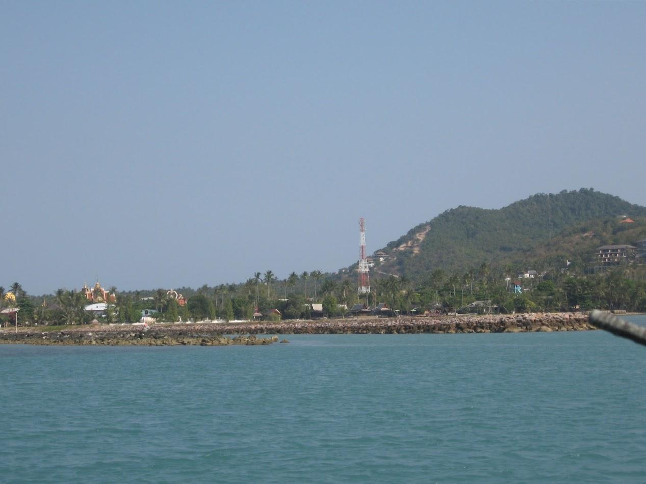 берег Самуи