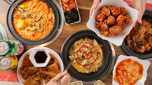 劉震川日韓大食館|到底吃韓式燒肉還是火鍋?別煩了啦來這裡一鍋搞定